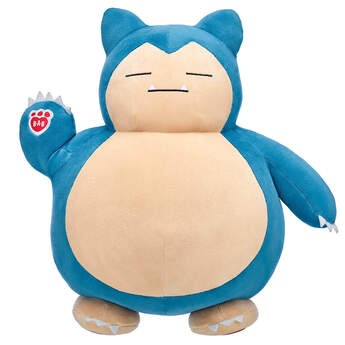 Snorlax - Build-A-Bear Workshop®