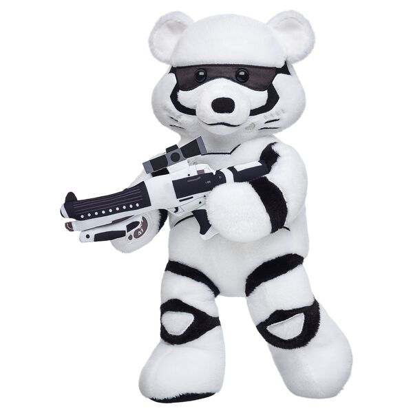 Stormtrooper Bear with Blaster™ Set, , hi-res