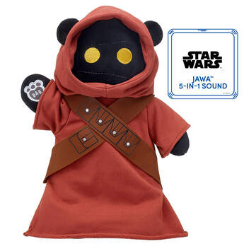 Jawa with 5-in-1 Sound - Build-A-Bear Workshop®