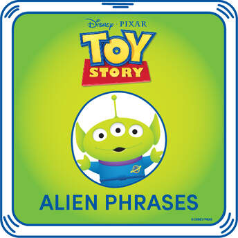 Pixar's Toy Story Alien 5-in-1 Phrases - Build-A-Bear Workshop®