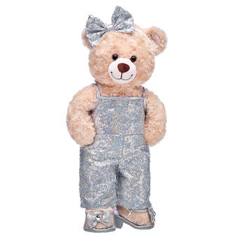 Online Exclusive Happy Hugs Teddy Sequins Gift Set, , hi-res