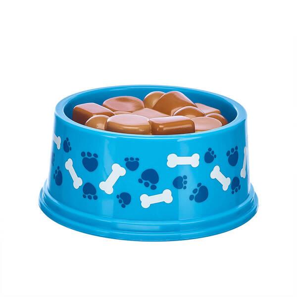 Promise Pets™ Blue Food Bowl - Build-A-Bear Workshop®