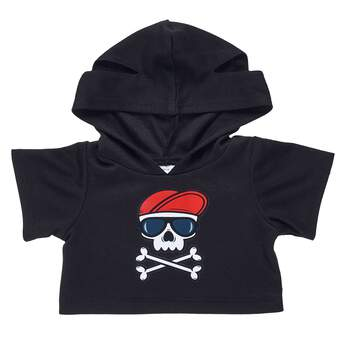 Make no bones about it! This black skull hoodie is a fun look for your furry friend. Personalise a furry friend to make the perfect gift. Shop online or visit a store near you!