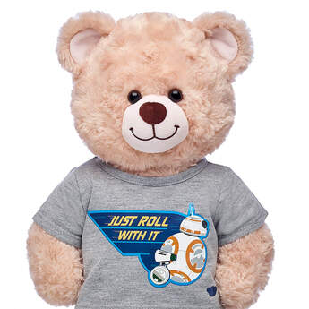 Star Wars™ Just Roll With It T-Shirt - Build-A-Bear Workshop®