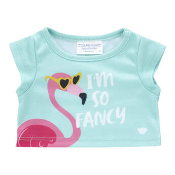 Online Exclusive So Fancy T-Shirt - Build-A-Bear Workshop®