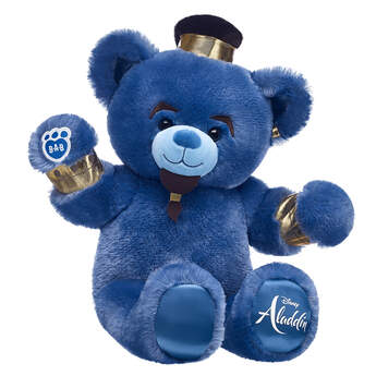 Disney Genie Plush Bear - Build-A-Bear Workshop®
