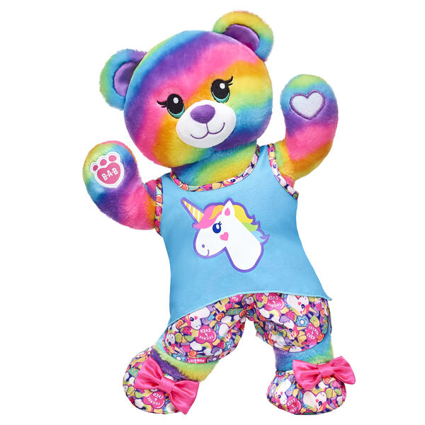 Rainbow Friends Bear Unicorn Gift Set, , hi-res