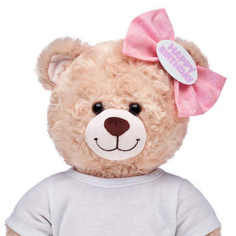 Online Exclusive Happy Birthday Bow - Build-A-Bear Workshop®