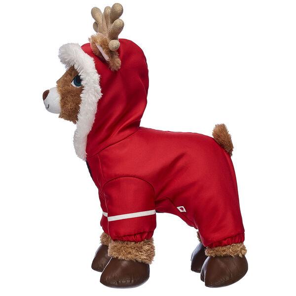 Red Reindeer Snowsuit, , hi-res