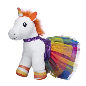 Halloween Sparkle Unicorn Rainbow Gift Set, , hi-res