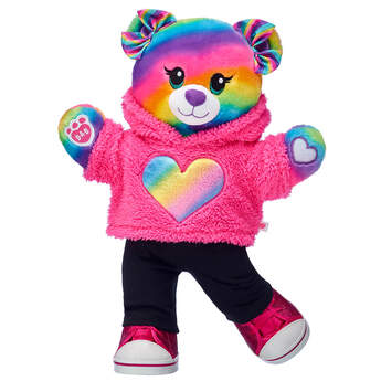Rainbow Friends Bear Hoodie Gift Set, , hi-res