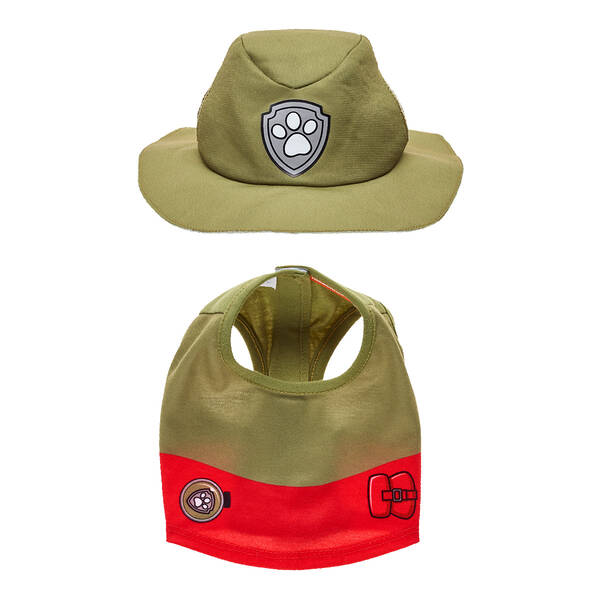 PAW Patrol Tracker's Vest & Hat Set 2 pc. - Build-A-Bear Workshop®