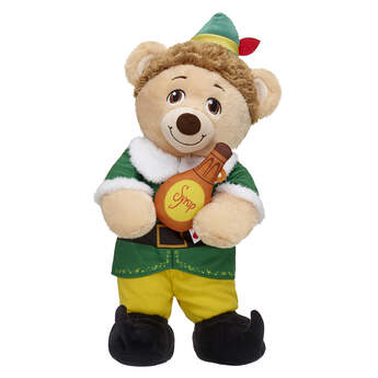 Online Exclusive Buddy the Elf™ Syrup Wristie - Build-A-Bear Workshop®