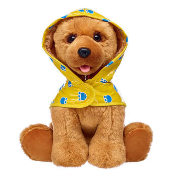 Promise Pets™ Yellow Raincoat - Build-A-Bear Workshop®