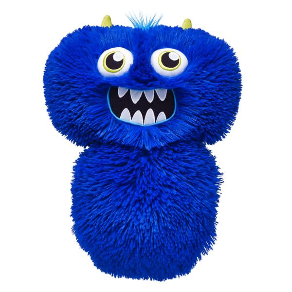 Mix & match to make your own Monster Mixter! Some assembly required. Choose a body, grab arms, pick legs. Mix it up with more parts! Personalize your furry friend by adding hands, feet and more Mixter parts. This fuzzy blue body is perfect for your Mixter.