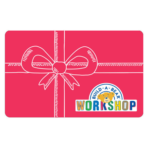 Give the gift of FUN with a Cub Cash gift card. Choose the amount you would like loaded onto this plastic gift card.