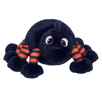 Online Exclusive Scare-antula Spider - Build-A-Bear Workshop®