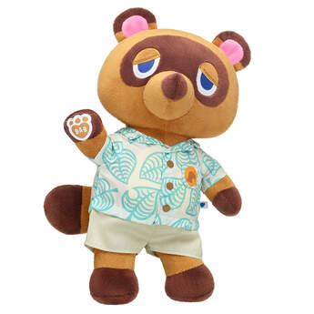 Animal Crossing™: New Horizons Tom Nook - Summer - Build-A-Bear Workshop®