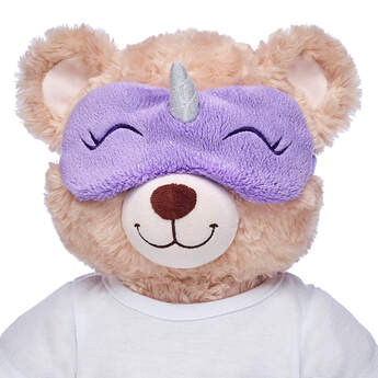 Unicorn Eye Mask - Build-A-Bear Workshop®