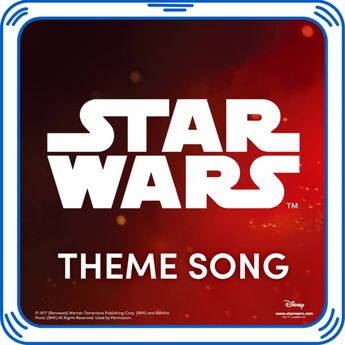 Start an adventure by adding the Star Wars™ Theme Song to any furry friend. This iconic anthem will be played every time you give your furry friend a hug.