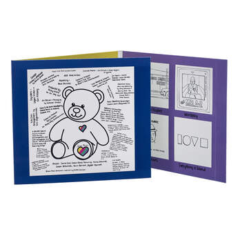 """Hugs, Hearts & Happiness"" CD Album by Build-A-Bear Kids - Build-A-Bear Workshop®"