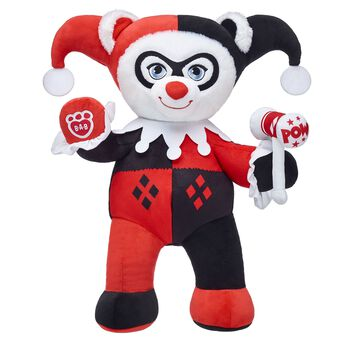 Online Exclusive Harley Quinn Bear, , hi-res