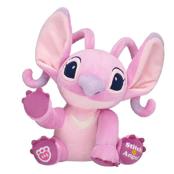 Online Exclusive Disney's Angel - Build-A-Bear Workshop®