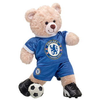 Happy Hugs Teddy Chelsea F.C. Gift Set, , hi-res