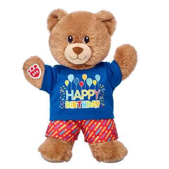 Lil' Cub Brownie Happy Birthday Gift Set, , hi-res