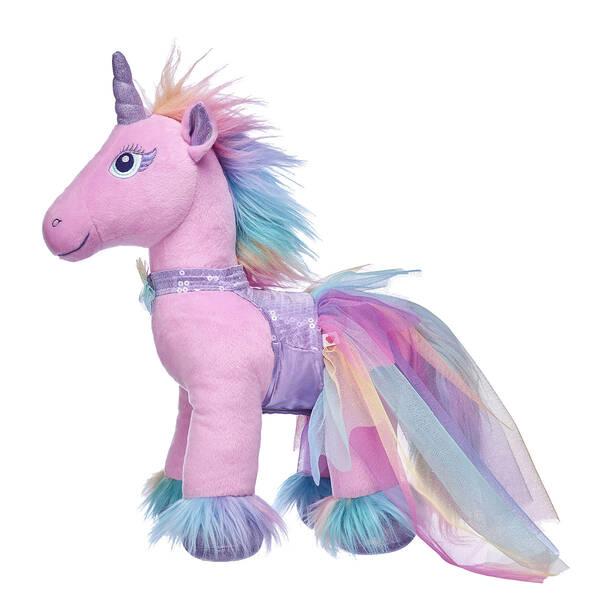 Rainbow Unicorn Sequin Dress - Build-A-Bear Workshop®