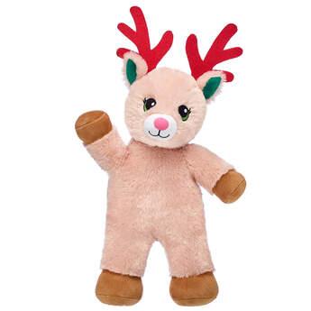 Online Exclusive Jolly Reindeer Girl - Build-A-Bear Workshop®