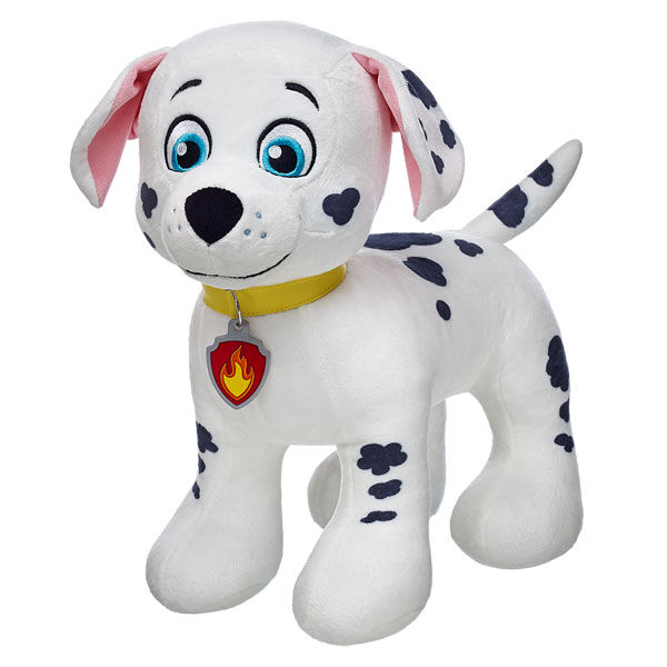 Ruff-Ruff Rescue! The PAW Patrol's Dalmatian pup is a brave dog. He's always ready to roll, but sometimes he gets too excited and can be a little clumsy.