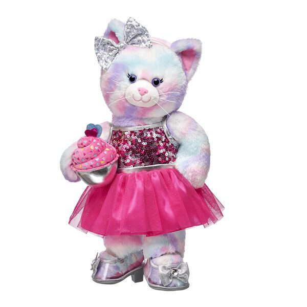 Pastel Swirl Kitty Gift Set, , hi-res