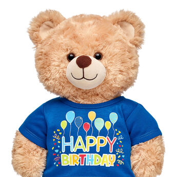 Blue Birthday T-Shirt, , hi-res