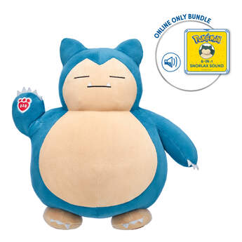 Online Exclusive Snorlax with Sound Bundle, , hi-res