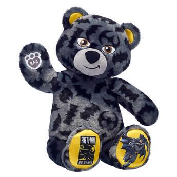 80th Anniversary Batman™ Bear - Build-A-Bear Workshop®