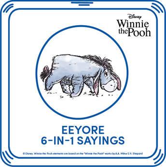 Eeyore 6-in-1 Phrases - Build-A-Bear Workshop®