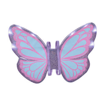 Purple Light-Up Fairy Wings - Build-A-Bear Workshop®
