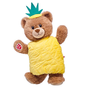 Online Exclusive Lil' Cub Brownie Pineapple Gift Set, , hi-res
