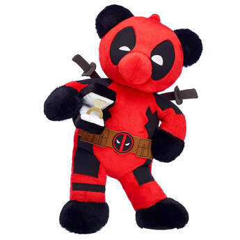 Online Exclusive Build-A-Bear as Deadpool Proposal Gift Set, , hi-res