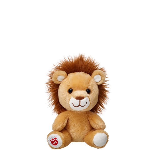 Roar! This Build-A-Bear Buddies™ Lion will be the king of the jungle and your heart! Its tan fur and fuzzy mane go great with lots of outfits. NOTE: This item cannot be purchased unstuffed, nor can stuffing adjustments be made. A sound or scent cannot be placed inside this pre-stuffed item. Build-A-Bear Buddies only fit in Build-A-Bear Buddies clothing.
