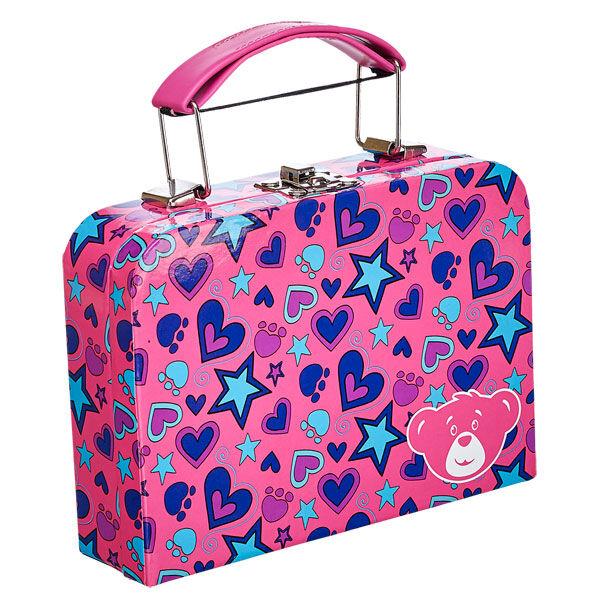 Fuchsia Suitcase, , hi-res