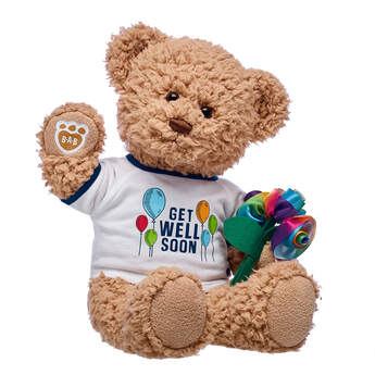 Timeless Teddy Get Well Soon Gift Set, , hi-res