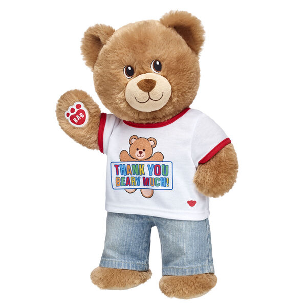 Lil' Brownie Cub Thank You Gift Set, , hi-res