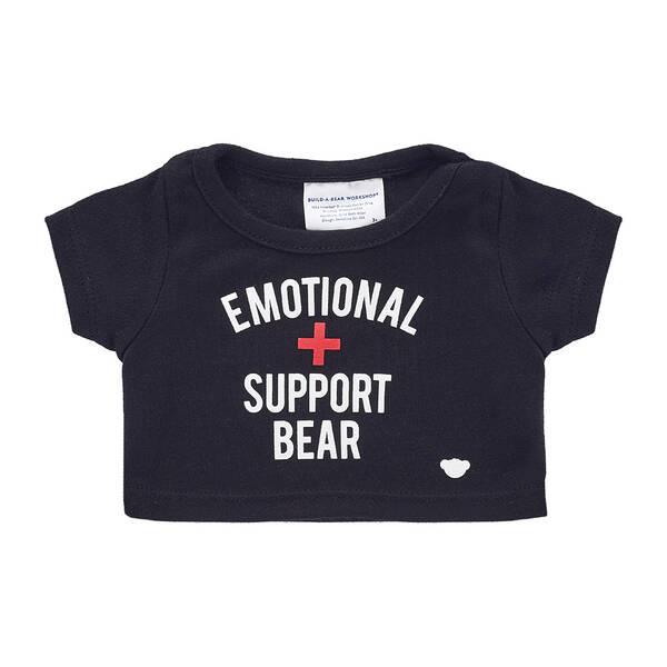 Online Exclusive Emotional Support Bear T-Shirt - Build-A-Bear Workshop®