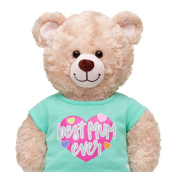 Online Exclusive Best Mum Ever T-Shirt - Build-A-Bear Workshop®