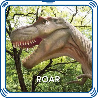 Add a Roar Sound to any furry friend for ferocious fun! Your stuffed animal will roar every time you give it a hug.