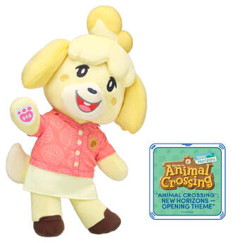 Animal Crossing™: New Horizons Isabelle Summer Gift Bundle with Theme Music, , hi-res