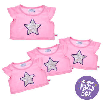 Sparkly Stars Clothing, , hi-res