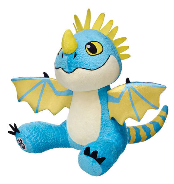 Ready to fly? Take off with Stormfly, a dragon from DreamWorks Dragons! This loyal dragon is beautiful, loves to play fetch, and is quite smart. Personalize her with Dragons clothing and accessories to make the perfect unique gift.DREAMWORKS DRAGONS © 2015 DREAMWORKS ANIMATION L.L.C.